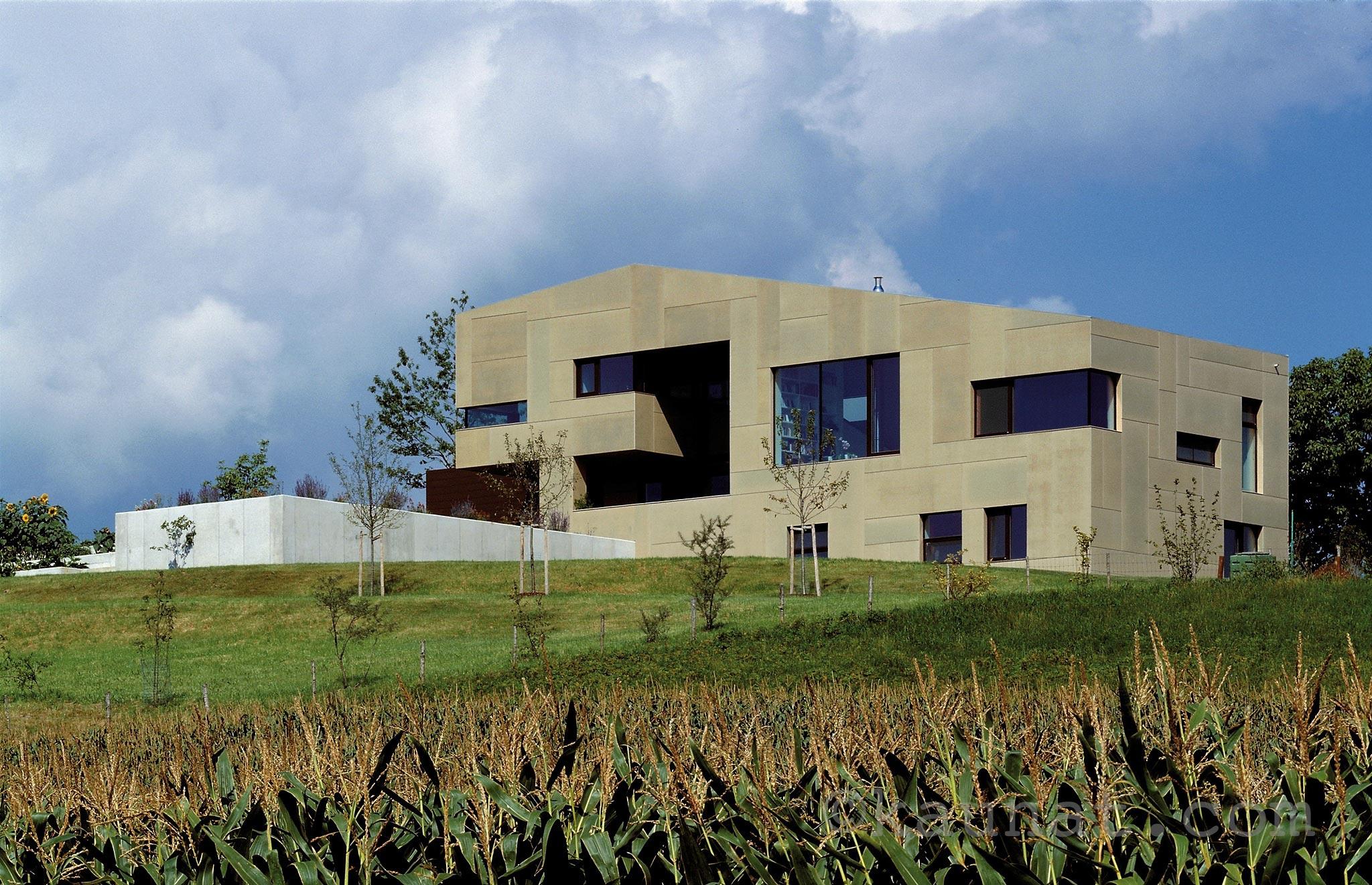 Angelo kaunat architektur fotografie for Moderne haus galerie